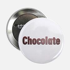 "Chocolate 2.25"" Button"