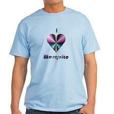 I Love Mesquite #2 T-Shirt