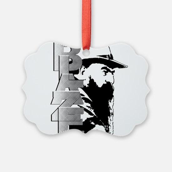 Blaze - The Duct Tape Messiah & Folk Hero Ornament