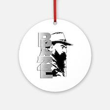 Blaze - The Duct Tape Messiah & Folk Hero Round Or