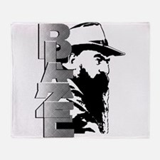 Blaze - The Duct Tape Messiah & Folk Hero Throw Bl