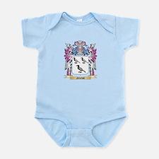 Janak Coat of Arms - Family Crest Body Suit