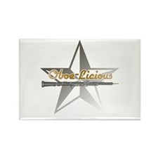 Oboe-Licious Rectangle Magnet (100 pack)