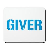 Giver Mousepad