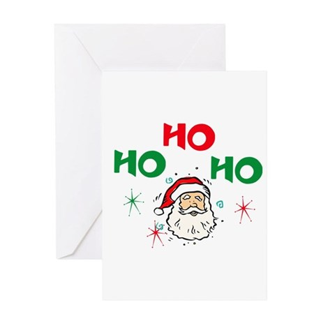 Ho, Ho, Ho! Greeting Card