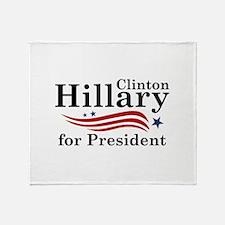 Hillary 2016 Stadium Blanket