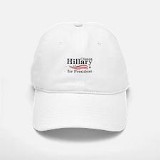 Hillary 2016 Baseball Baseball Cap