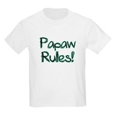 Papaw Rules! T-Shirt