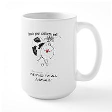 Teach your children well... Mug(2-sided)