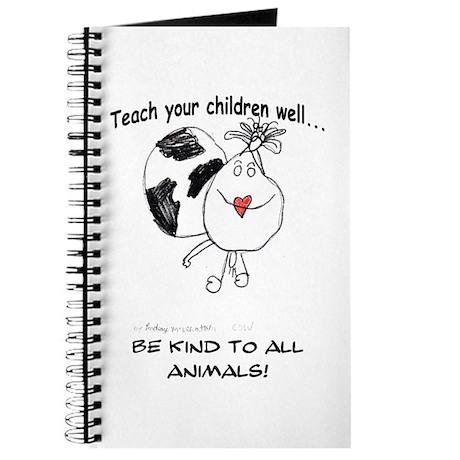Teach your children well... Journal