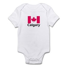 Calgary Infant Bodysuit
