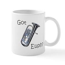 Got Euph? Small Mug
