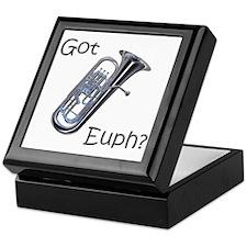 Got Euph? Keepsake Box