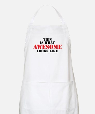 This is what AWESOME looks like Apron