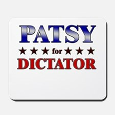 PATSY for dictator Mousepad