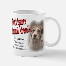 Don't Let Them Down! 2-sided Mug