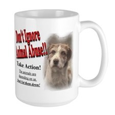 Don't Let Them Down! Coffee Mug(2-sided)