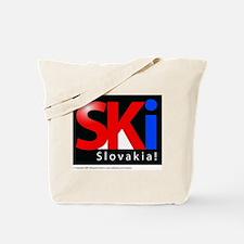 SKi Slovakia Tote Bag
