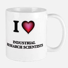 I love Industrial Research Scientists Mugs