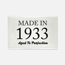 Made In 1933 Magnets