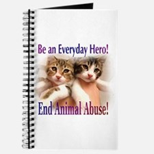 Be an Everyday Hero... Journal