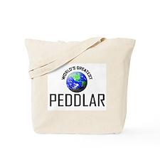 World's Greatest PEDDLAR Tote Bag