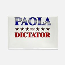 PAOLA for dictator Rectangle Magnet