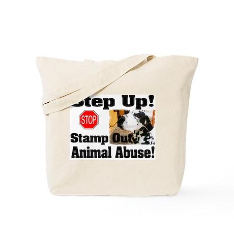 Step Up! Tote Bag