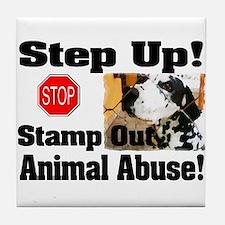 Step Up! Tile Coaster