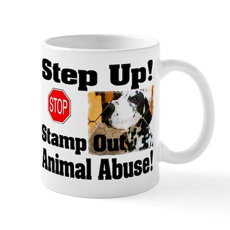 Step Up! 2-sided Mug