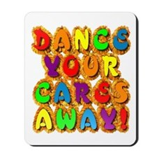 Furry Dance Mousepad