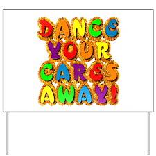 Furry Dance Yard Sign