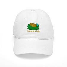 Potato Pancake Humor Baseball Cap