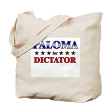 PALOMA for dictator Tote Bag