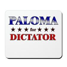 PALOMA for dictator Mousepad