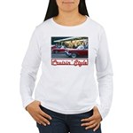 Cruisin' Style Women's Long Sleeve T-Shirt