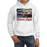 Cruisin' Style Hooded Sweatshirt
