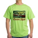 Cruisin' Style Green T-Shirt