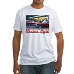 Cruisin' Style Fitted T-Shirt