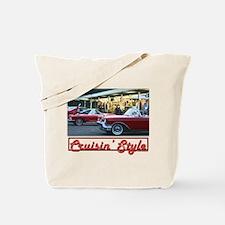 Cruisin' Style Tote Bag