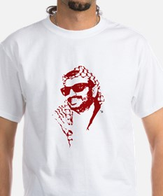 Arafat red (Fitted T-Shirt) T-Shirt