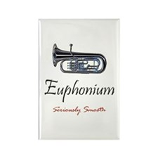 Euph Smooth Rectangle Magnet