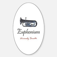 Euph Smooth Oval Decal