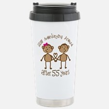 Cute Around Travel Mug
