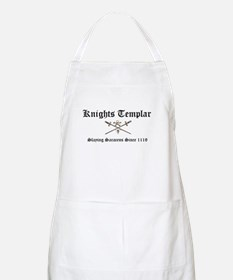 Knights Templar Slaying Sarac BBQ Apron