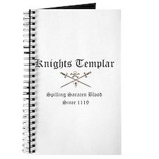 Knights Templar Spilling Sara Journal