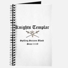 Knights Templar Spilling Sara Journal