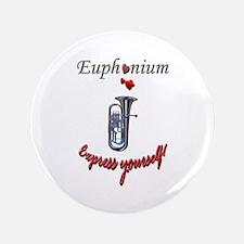 """Euph Express 3.5"""" Button"""