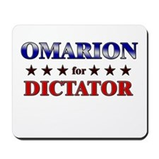 OMARION for dictator Mousepad