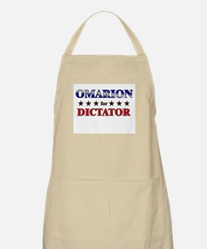 OMARION for dictator BBQ Apron